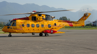 149904 - Agusta-Westland CH-149 Cormorant - Canada - Royal Air Force