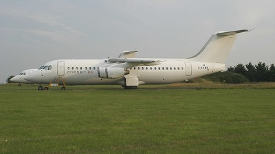 G-EEWR - British Aerospace BAe 146-300 - Ansett Airlines of Australia