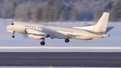 SE-KCF - Saab 2000 - Golden Air