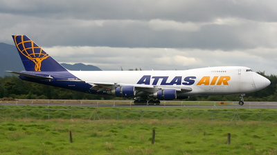 N809MC - Boeing 747-228F(SCD) - Atlas Air