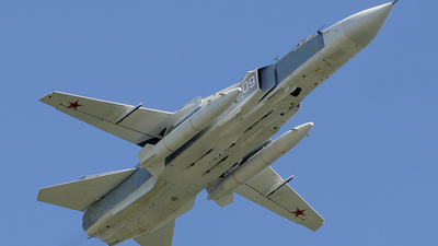 09 - Sukhoi Su-24M2 Fencer - Russia - Air Force