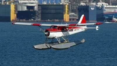 C-GOLC - De Havilland Canada DHC-2 Mk.I Beaver - Baxter Aviation