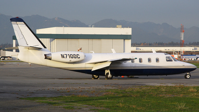 N710DC - Aero Commander 1121 Jet Commander - Private