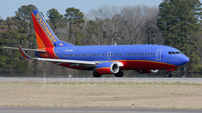 N376SW - Boeing 737-3H4 - Southwest Airlines