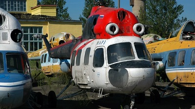 RA-15683 - PZL-Swidnik Mi-2 Hoplite - Unknown