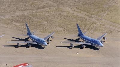 N708BA - Boeing 747SP-B5 - Untitled