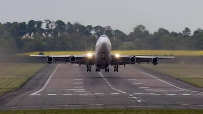 G-BDXG - Boeing 747-236B - European Aviation (EAL)