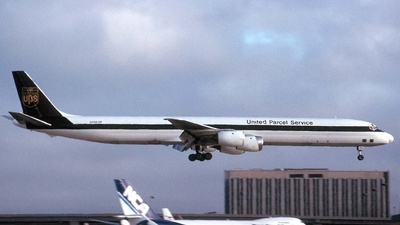 N705UP - Douglas DC-8-71(CF) - United Parcel Service (UPS)