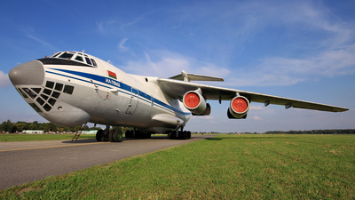 EW-005DE - Ilyushin IL-76MD - Belarus - Air Force