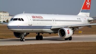 9H-ABQ - Airbus A320-211 - Air Malta