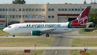G-EZYR - Boeing 737-33V - Virgin Nigeria