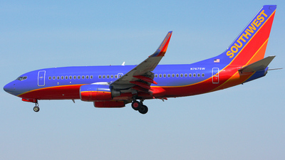 N767SW - Boeing 737-7H4 - Southwest Airlines