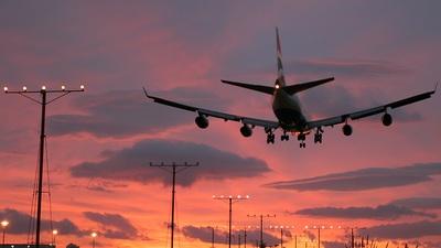 - Boeing 747-436 - British Airways
