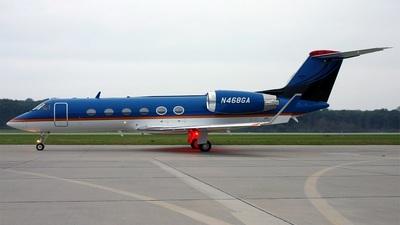 N468GA - Gulfstream G-IV - Private