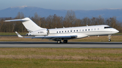 M-GBAL - Bombardier BD-700-1A10 Global Express XRS - Private