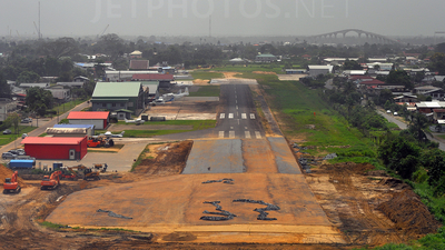 SMZO - Airport - Airport Overview