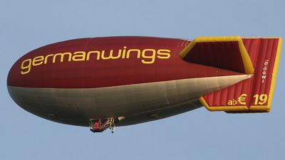 D-OGWI - Gefa-Flug AS 105 GD - Germanwings