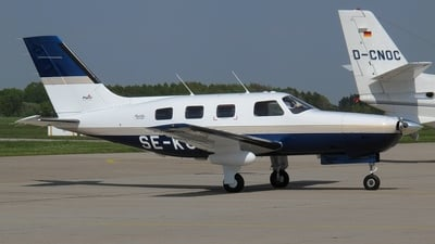 A picture of SEKCN - Piper PA46350P Malibu Mirage - [4636028] - © Jens Wiemann