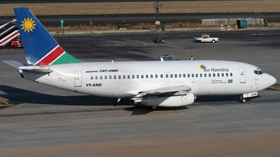 V5-AND - Boeing 737-236(Adv) - Air Namibia