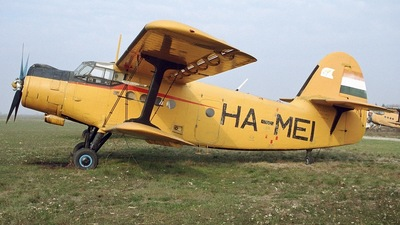 HA-MEI - PZL-Mielec An-2R - Air Patrol