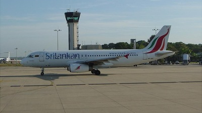 4R-ABC - Airbus A320-231 - SriLankan Airlines