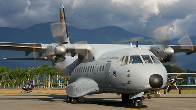 FAC1260 - CASA CN-235M-100 - Colombia - Air Force