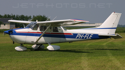 PH-FLE - Reims-Cessna F172N Skyhawk II - Private
