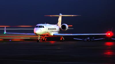 G-JCBB - Gulfstream G550 - Private