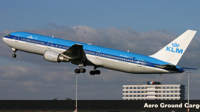 PH-BZO - Boeing 767-306(ER) - KLM Royal Dutch Airlines