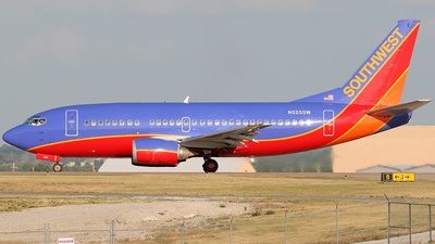 N525SW - Boeing 737-5H4 - Southwest Airlines