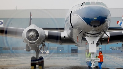 N749NL - Lockheed L-749 Constellation - Aviodrome Museum