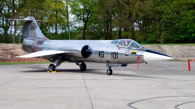 KG-101 - Lockheed F-104G Starfighter - Germany - Air Force