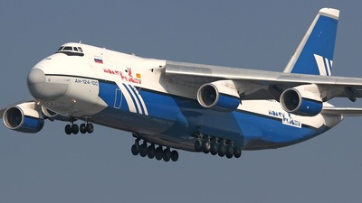 RA-82077 - Antonov An-124-100 Ruslan - Polet Flight