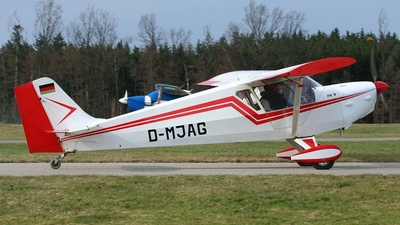 D-MJAG - B & F Technik FK-9 Mk.3 Funk - Private