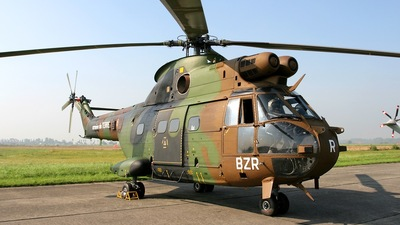 1100 - Aérospatiale SA 330B Puma - France - Army
