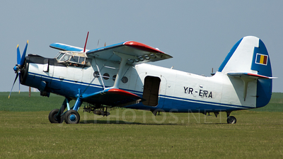 YR-ERA - Antonov An-2 - Private