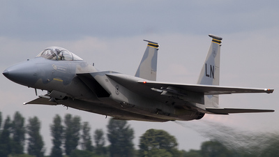 86-0147 - McDonnell Douglas F-15C Eagle - United States - US Air Force (USAF)