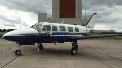 C-GILJ - Piper PA-31-350 Navajo Chieftain - Prince Edward Air