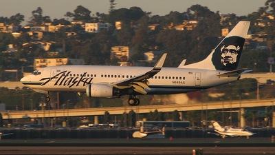 N649AS - Boeing 737-790 - Alaska Airlines
