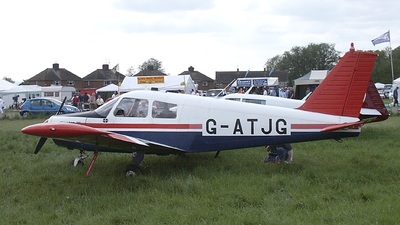 A picture of GATJG - Piper PA28140 - [2821299] - © Paul Chandler