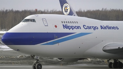 JA8172 - Boeing 747-281F(SCD) - Nippon Cargo Airlines (NCA)