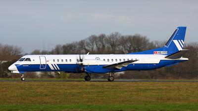 HB-IYD - Saab 2000 - Polet Flight