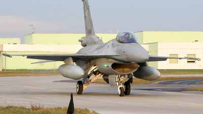 4048 - Lockheed Martin F-16C Fighting Falcon - Poland - Air Force