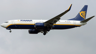 EI-CSY - Boeing 737-8AS - Ryanair