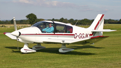 A picture of GGGJK - Robin DR400/140B - [1805] - © perry harris