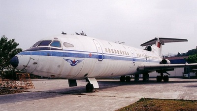 B-2219 - Hawker Siddeley HS-121 Trident 2 - Civil Aviation Administration of China (CAAC)