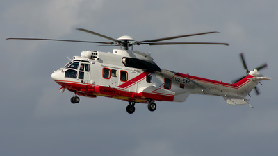 F-WWOY - Aérospatiale AS 332L2 Super Puma - Sonair