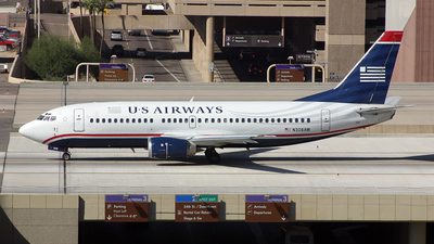 N308AW - Boeing 737-3G7 - US Airways (America West Airlines)