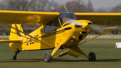 G-BLMR - Piper L-18C Super Cub - Private