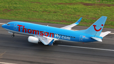 G-THOO - Boeing 737-33V - Thomson Airways